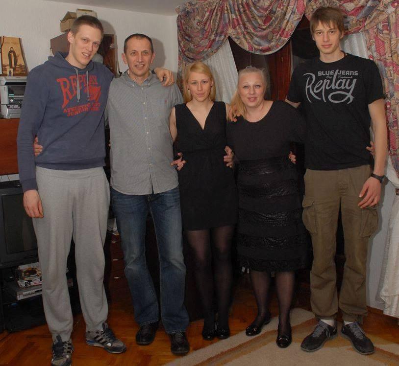 Košarkaška porodica Luković