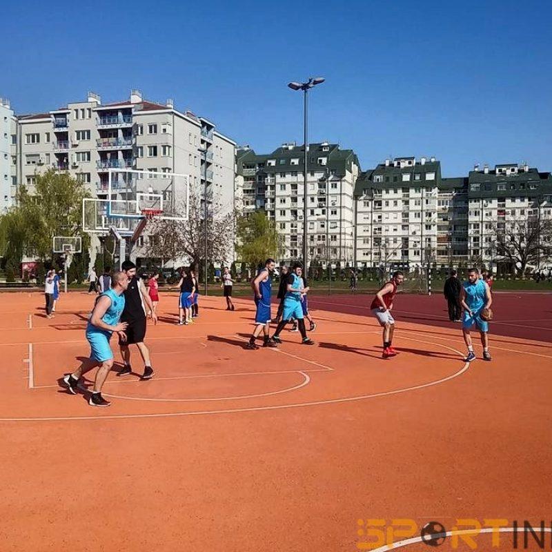basket Dan studenata